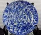 Unusual, Perhaps Chinese, Perhaps American Spatter Ware Porcelain Plate