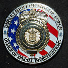 US Air Force OSI Challenge Coin