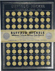 Buffalo Nickels,Tribute Edition Board 1913 - 1938 (2008, Hardcover)