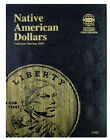 Whitman Folders - Native American Dollar, Starting 2009, P and D