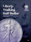 Whitman Folders - Liberty Walking Half Dollar No. 1, 1916-1936