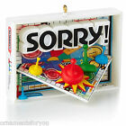 Hallmark 2014 Sorry first in Family Game Night series Ornament