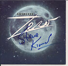 Zero - ABSOLUTE ZERO - US Signed Steve Kimock Severe Tire Damage CD