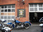 Harley-Davidson : Touring 1977 harley davidson amf flh shovel head factory paint unrestored matching s