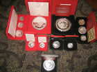 2012 Perth Mint Series 2 Complete Collection of Silver PROOF Lunar Dragon Coins!