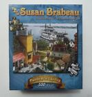 500 piece puzzle the art of susan brabeau paddle boat landing karmin internation