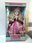 Beautiful Victorian Porcelain Doll By Classic Treasures Special Edition NIB GIFT