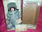 Beautiful GREEN EYES  Limited Ed.Katherine Collection PORCELAIN DOLL