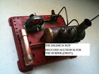 Solid Copper Alcohol  Steam engine burner stirling  mamod wilesco DOUBLE LIVE