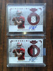 2011 PLATES & PATCHES COLIN KAEPERNICK 3-CLR PATCH AUTO RC # 499