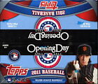 2011 Topps Opening Day Baseball Cards Box