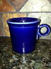 COBALT Fiesta NAVY Dark Blue MUG Coffee Cup Tom Jerry Fiestaware