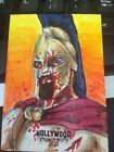 2014 Rocket Ink Studios Hollywood Is Dead Trading Cards 11