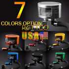 7 Color Brake Tank Oil Fluid Resevoir Universal For Kawasaki BMW KTM US Ship