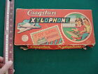 Cragstan Xylophone vintage old with original stick