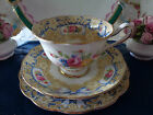 Royal Albert Crown China Trio - ***Valentine*** Lovely Condition