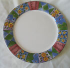 Sango Sweet Shoppe Dinner Plate 3023 Biscotti 10.75
