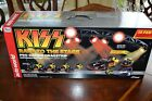 AW Auto World 13' KISS Drag Strip Slot Funny Car Track Set WORKING STAGING TREE