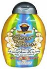 Sweet Brown 7 Bronzer Tanning Bed Lotion by European Gold  *NEW*
