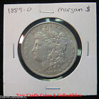 1889-O $1 Morgan Dollar. Circulated. 90% Silver.  No Reserve!
