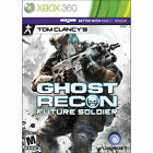 Tom Clancy's Ghost Recon: Future Soldier  (Xbox 360, 2012)
