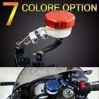 Brake Master Cylinder Fluid Oil Reservoir Cup Universal For ZX1400 ZX14R ZZR1400