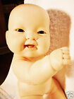BERENGUER ASIAN BABY GIRL 13 INCHES NUDE TEETH ON TOP  BOTTOM ADORABLE