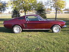 Ford  Mustang Fastback 1967 mustang fastback 289 automatic c code driver condition no reserve
