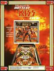 KISS / BALLY Pinball Stand-Up Display