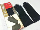 NIB Isotoner Womans Classic Warm Lined Gloves Black