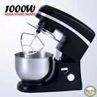 5L Commercial Stainless Steel Kitchen Stand Mixer 1000W - 1 YEAR WARRANTY ★★★★★