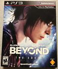 *MINT* Beyond: Two Souls - Special Edition (Sony PlayStation 3, 2013)