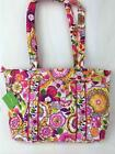 NWT Vera Bradley Large Mandy shoulder bag tote Blow-Out Sale! Clementine