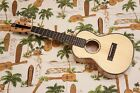 Sailor Made Curly Maple Blue Label Custom Tenor Ukulele FREE SHIPPING Hard Case