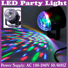 Mini RGB LED Disco Club DJ Party Light Crystal Magic Ball Effect Stage Lighting