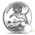Nemean Lion 1 oz one ounce Silver 12 Labors of Hercules add to ur American Eagle