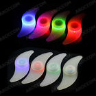 4X PCS Cycling Bicycle Wheel Spoke Tire Wire Tyre Valve LED Neon Light Lamp Bulb