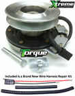 White PTO Clutch 917 04183 Replaces Ogura GT1A MT09 w Wire Harness Repair Kit