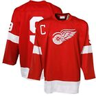 Mitchell & Ness Gordie Howe Detroit Red Wings Throwback Authentic Vintage Jersey