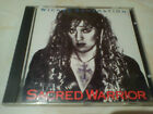 SACRED WARRIOR  Wicked Generation CD CHRISTian Prog/Power Recon Haven Sacrificed