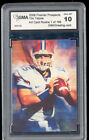 2008 Tim Tebow Prospects Art Rookie card of 199 Gem 10