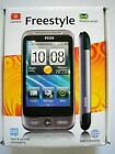 HTC FREESTYLE F5151 GRAY ATT UNLOCKED SMARTPHONE TOUCH ANDROID