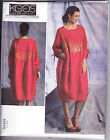 Vogue 1401 Sewing Pattern KOOS Couture Wearable Art Caftan Pullover Dress 8-24