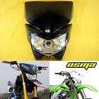 Honda CR CRF50f CRF70f CRF80f CRF100f CRF150f Dirt Bike Black Headlight Fairing