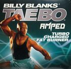 Billy Blanks Taebo Turbo Charged DVDFREE SHIP Fat Burn Look Great Workout