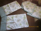 KING Size  Bedskirt Set with 4 Pillow Shams