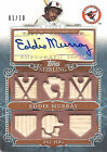2010 Topps Sterling Eddie Murray Baltimore Orioles 362 HRs Auto Issue Bat 01 10