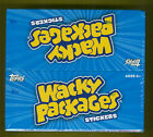 2011 Topps Wacky Packages Series 8 Hobby Box 24 Mint Packs