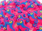 HOT 10PCS Seahorse  Rubber Charms For Rainbow Loom Bands for bracelet##KKJQW