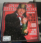2010 TIM LINCECUM SAN FRANCISCO GIANTS SIGNED SPORTS ILLUSTRATED SI NO LABEL